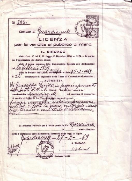 Licenza FAPI